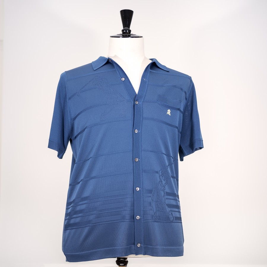 Vintage Polo shirt -MAO