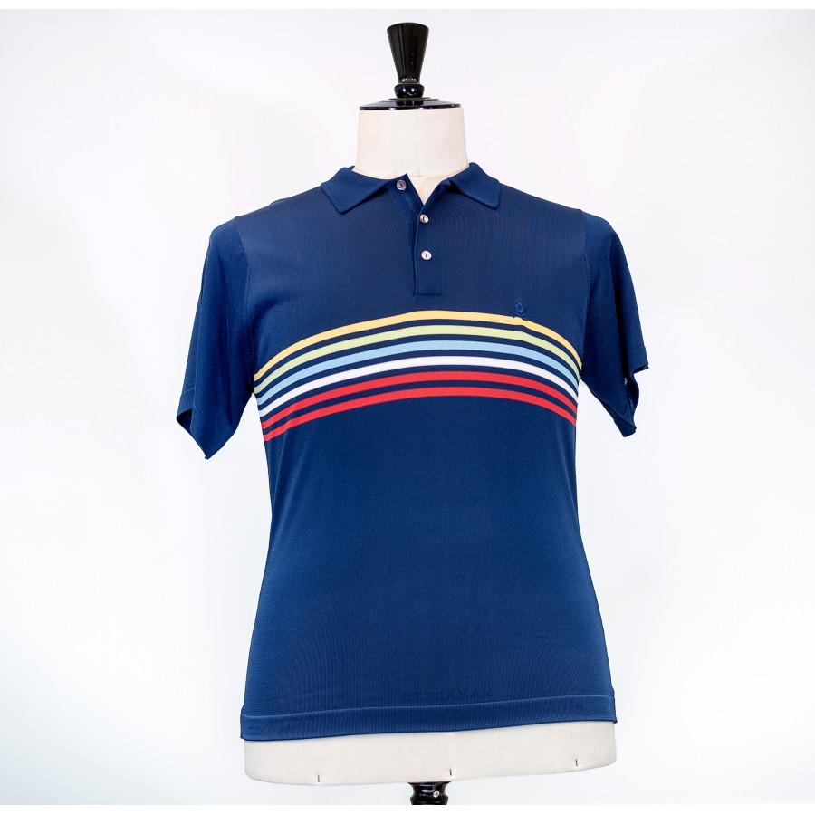 Polo vintage fil lumière -Warren